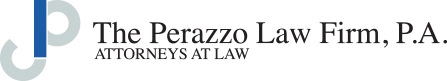 Logo of The Perazzo Law Firm, P.A.